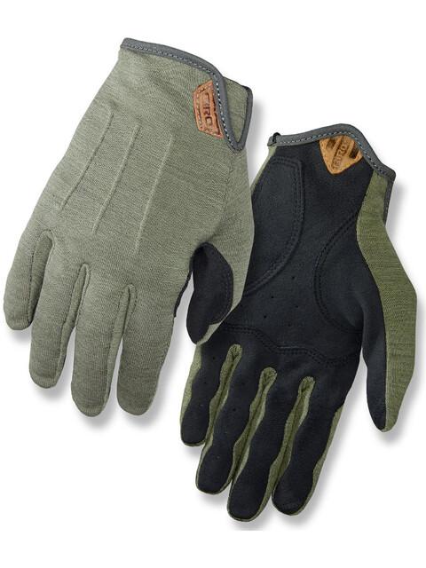 Giro D'Wool Gloves Mil Spec Olive